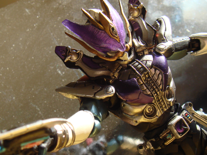 S.I.C. Vol 43: Den-o Gun Form and Ryutaros Imagin Review ...